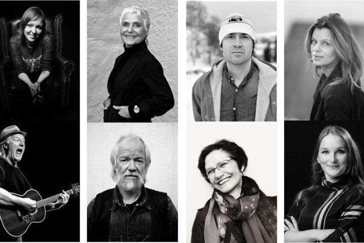 Stemmer fra nord. Nordnorske forfattere i tekst og toner