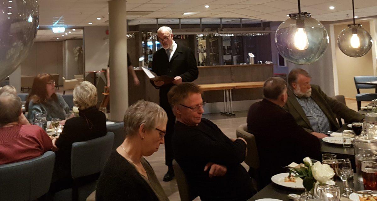 Tale til Nordnorsk forfatterlags årsmøte 2019