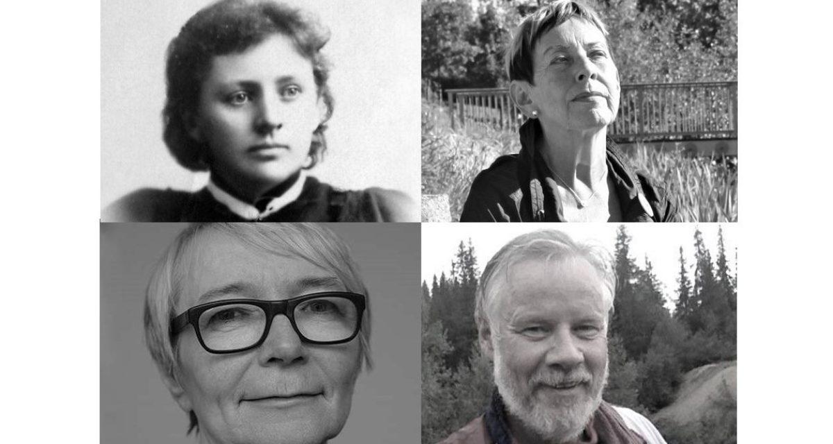 Film og forfattere under frigjørings-markeringa i Kirkenes