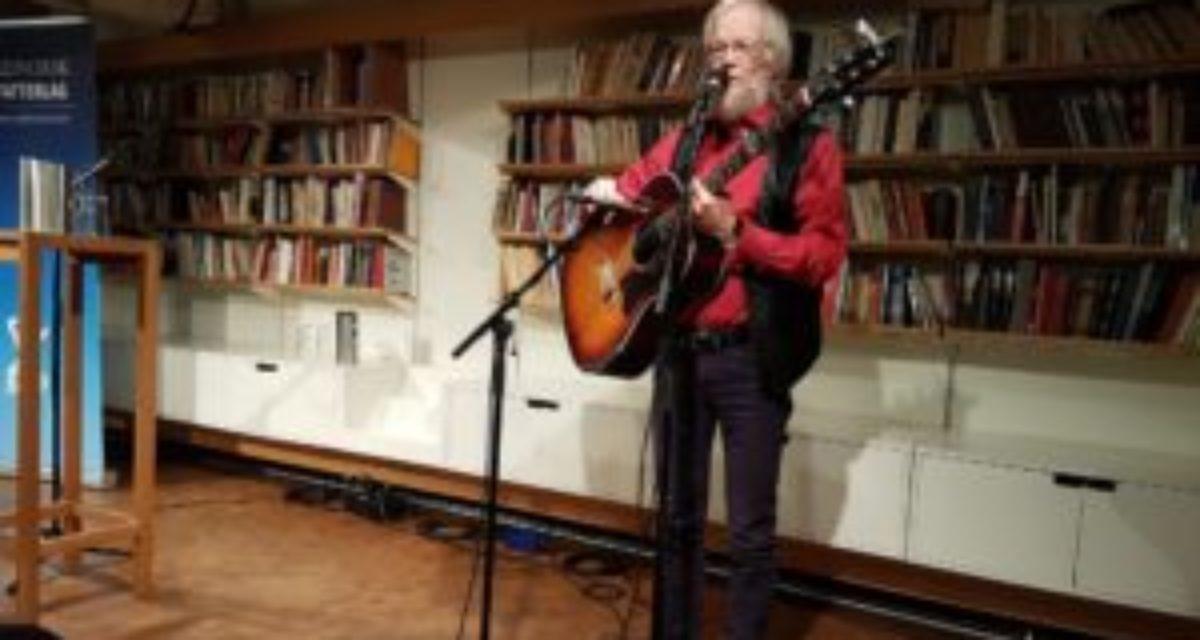 Fullt hus for nordnorske forfattere på Litteraturhuset