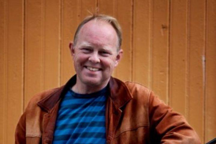 Henning H. Wærp på Hamsun-turne