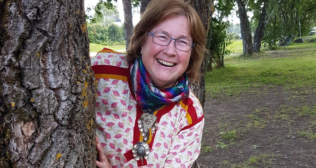 Ny bok fra Beate Heide: «Nammalávlla – Navnesangen»