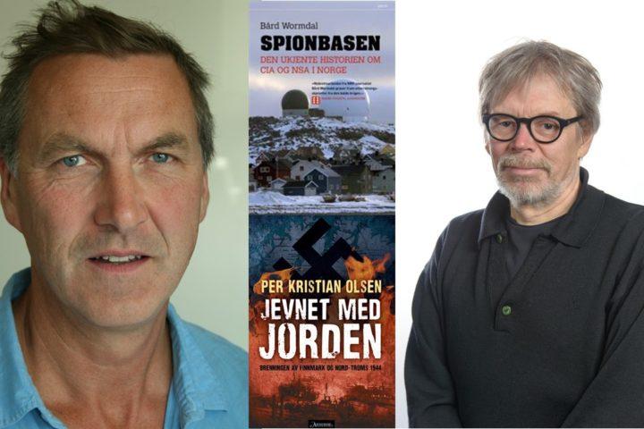 Om spioner og evakuering på Gjenreisningsmuseet i Hammerfest