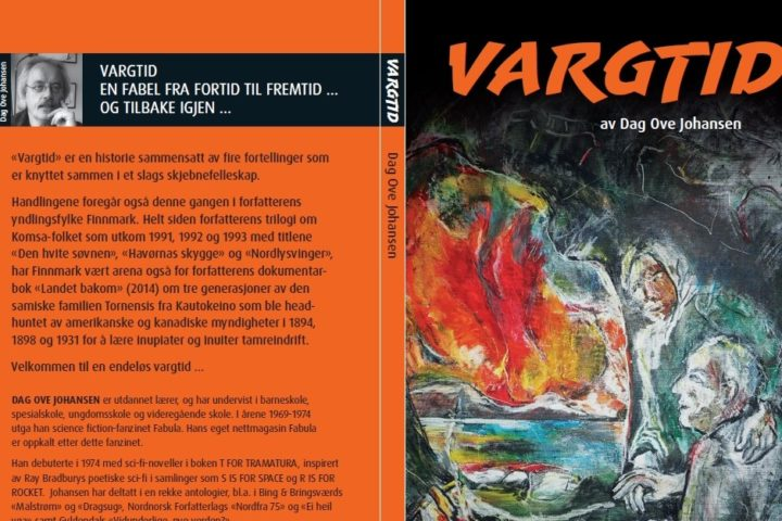 Vargtid – Dag Ove Johansen med ny bok til 70-årsdagen