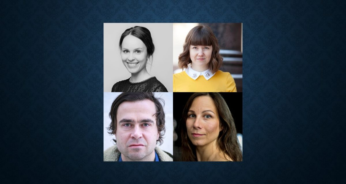 Gratis webinar – Å være forfatter i koronatida – krise?