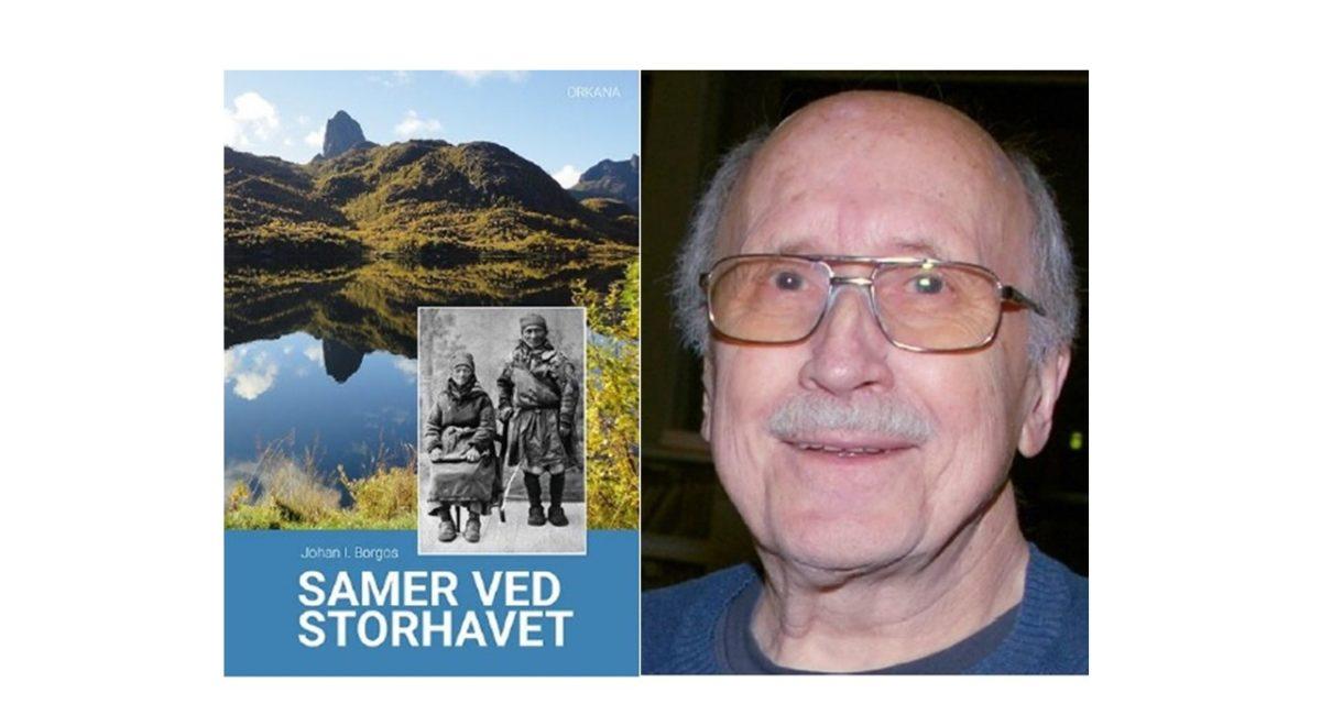 Litteraturpris til Johan Ingvald Borgos