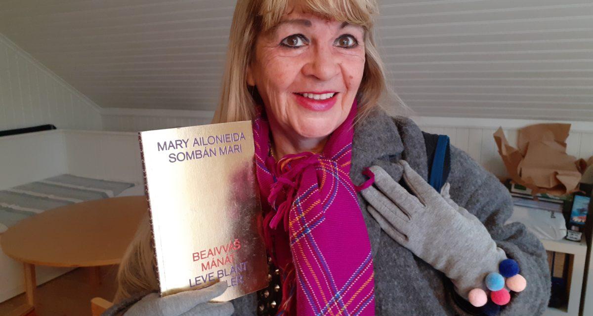 Nye dikt, joik og bilder fra Mary Ailonieida