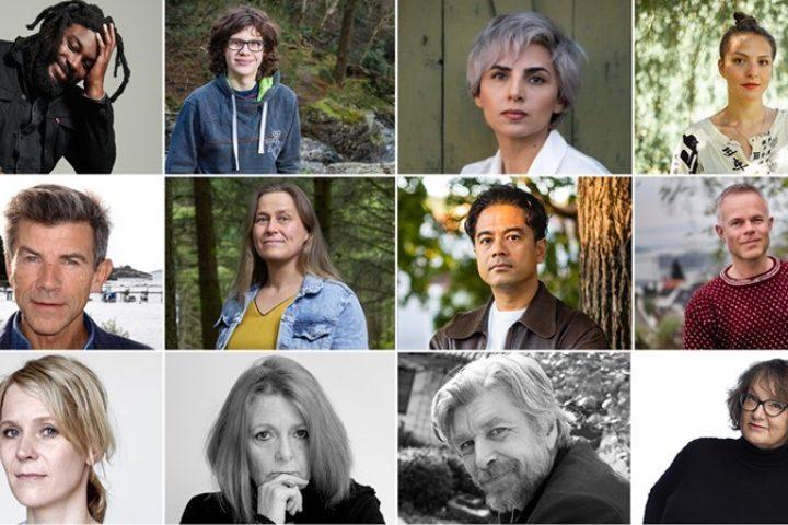 UTSETT: «Samisk historietime» under LitFest Bergen