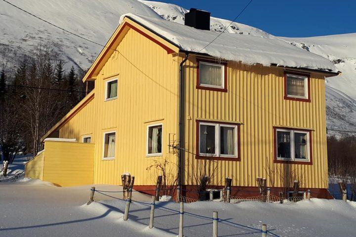 Skriveopphold på vakre Arnøya